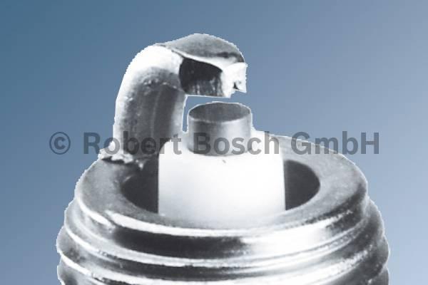 СВЕЧА FR8SC+ (0,9), 1ШТ SUPER PLUS (0 242 229 923). Bosch (0242229797)