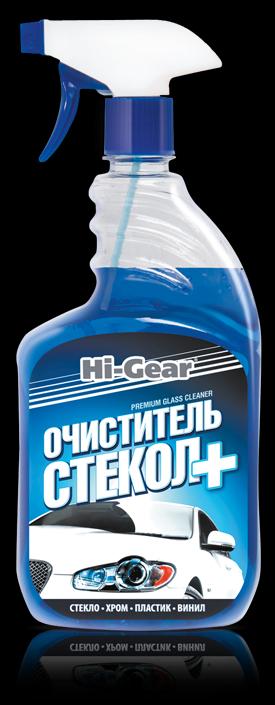 Очиститель стекол+. Hi-Gear (HG5685)