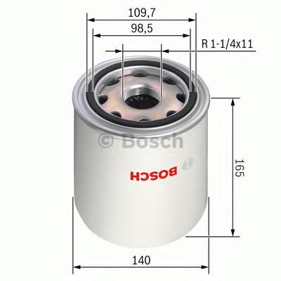 ФИЛЬТР ОСУШИТЕЛЬ. Bosch (0986628252)