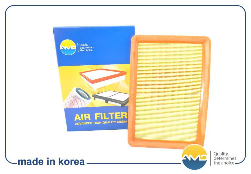 Фильтр воздушный FA24 281132F000/281132D000 / AMD HYUNDAI(ELantra (AVante) XD KIA (Cerato). (AMD.FA24)
