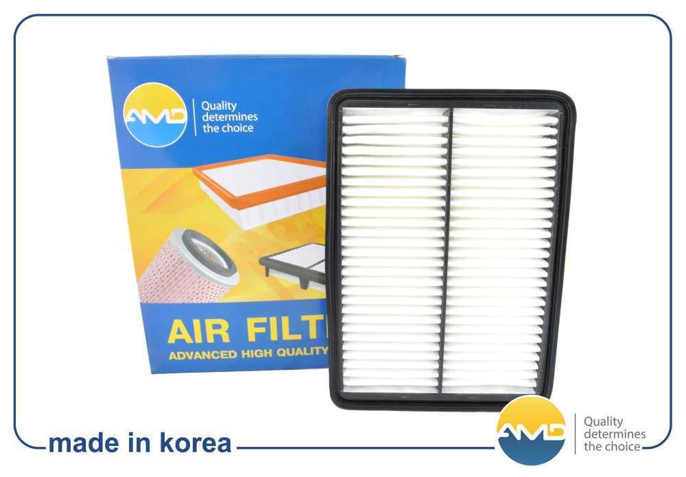 Фильтр воздушный FA57 281132P300 /281133P300 /AMD.KIA Sorento New(2,2D)(09-). (AMDFA57)