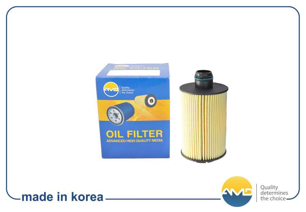 Фильтр масляный FL93 93745801AMD. CHEVROLET (Captiva C100, C140) (Orlando J309) (Cruze J300. (AMD.FL93)