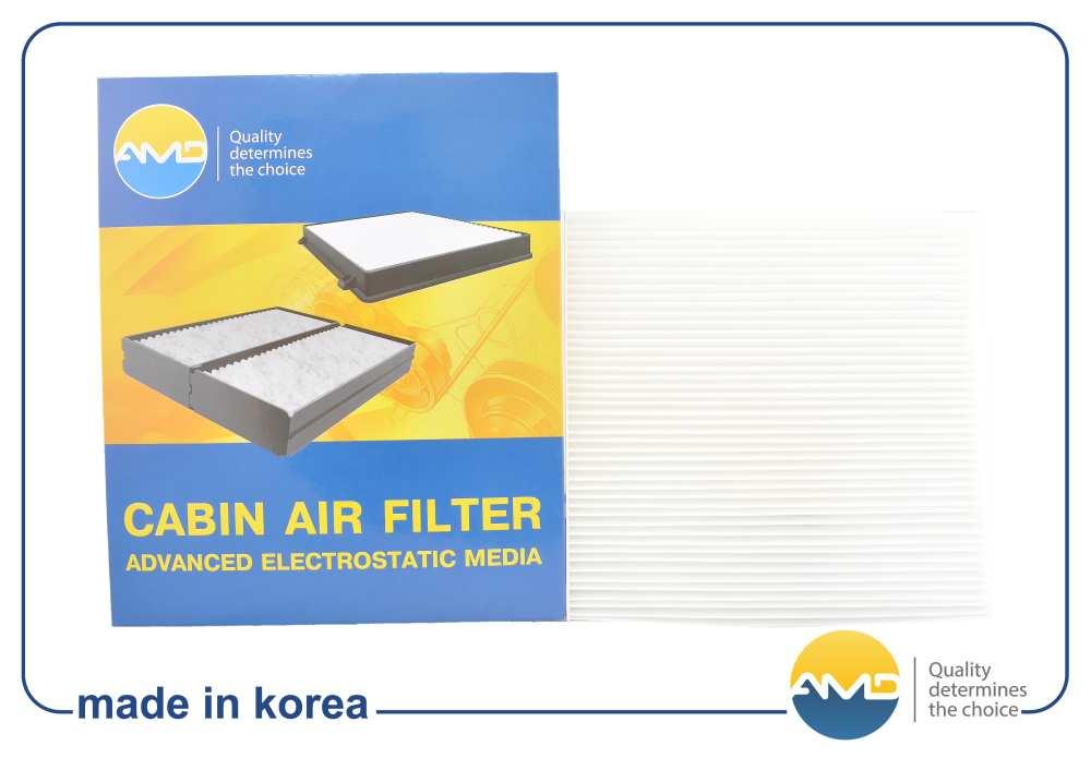 Фильтр салонный JFC65 80292SECA01/AMD. Honda Civic (06-12) 1.6/1.8( VICАС-806 ). (AMDJFC65)