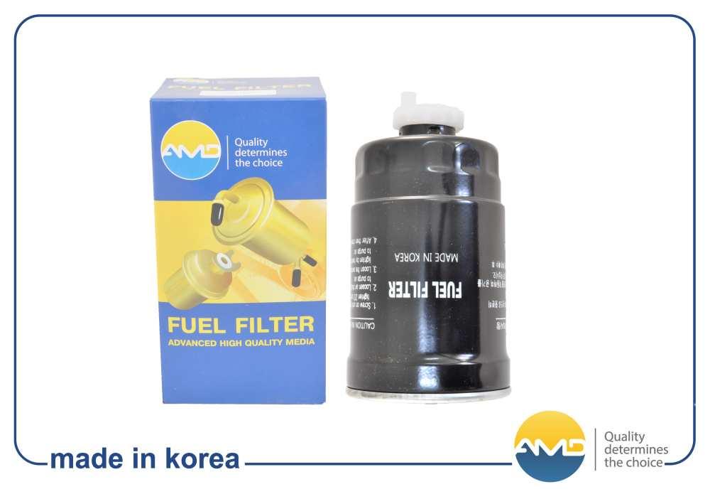Фильтр топливный FF52 319222BA00/AMD.HYUNDAI (Getz (TB)1,5 Accent,Santa Fe ,H-1 ,(05-) Disel). (AMD.FF52)
