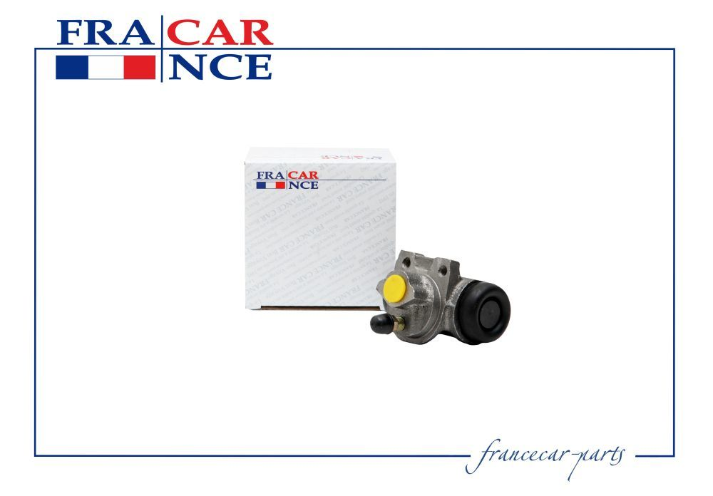 Цилиндр заднего тормозаFCR210123 7701044850FRANCECAR.RENAULT (Logan ph1,2) SANDERO,CLIO