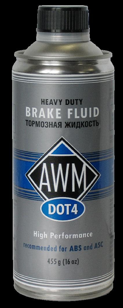 ТС Тормозная ж-ть   AWM DOT-4  (455г) г.Дзержинск. (4606532002480)