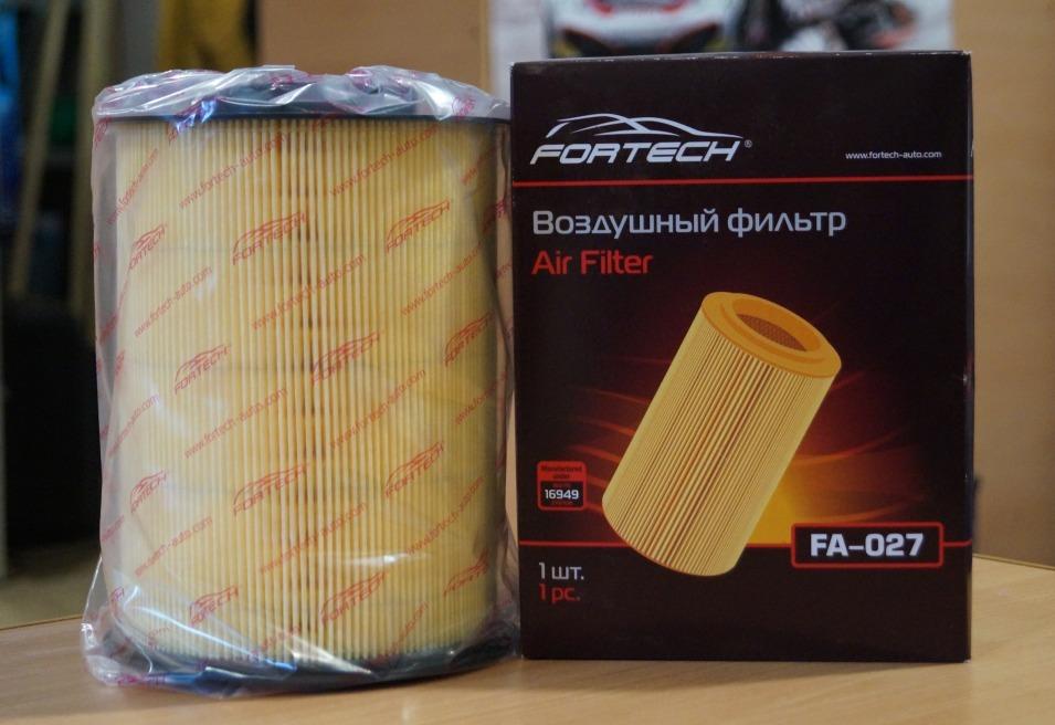 FORTECH Фильтр воздушный FA-027. Fortech (FA027)