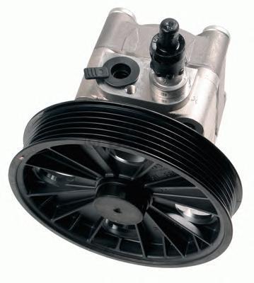 Гидравлический насос, рулевое управление. Bosch (KS01000102)
