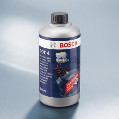 DOT4-0.5Л БЕЗABS/ESP-ПЛАСТ. Bosch (1987479106)