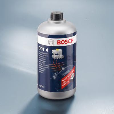 DOT4-1Л БЕЗABS/ESP-ПЛАСТ. Bosch (1987479107)
