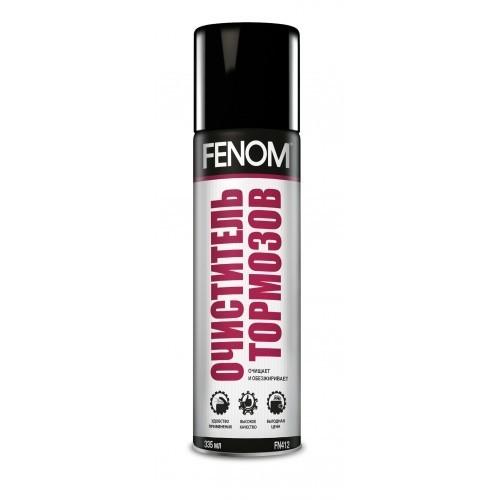 Очиститель тормозов 335мл. Fenom (FN412)