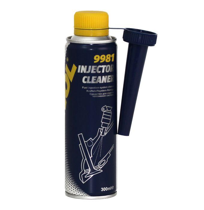 Средство для очистки топливной системы (0,3 л) MANNOL 9981 Injector Cleaner. (2116)
