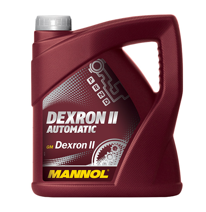 ATF DEXRON II D 4L. MANNOL (4036021404806)