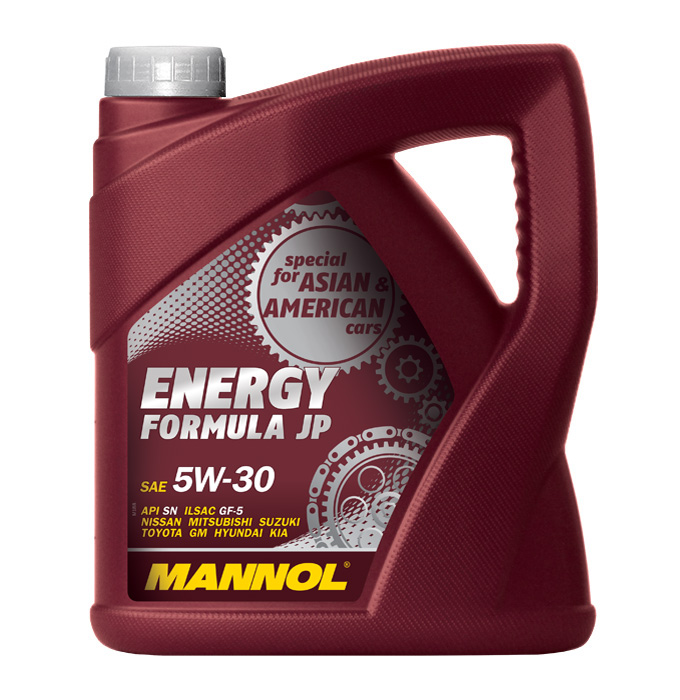 Energy Formula JP 5W30 4L СНЯТ. MANNOL (4036021401430)