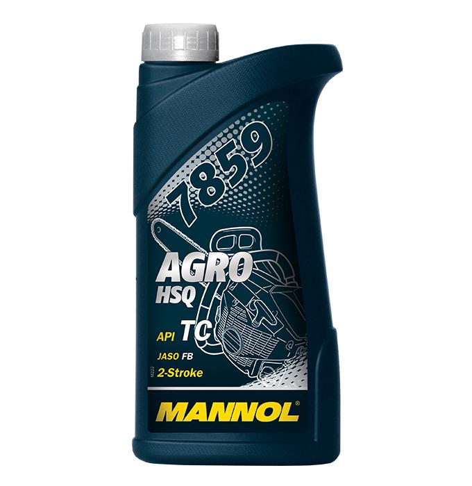 2-TAKT Husgvarna моторное масло (1л.) MANNOL. (4036021102399)