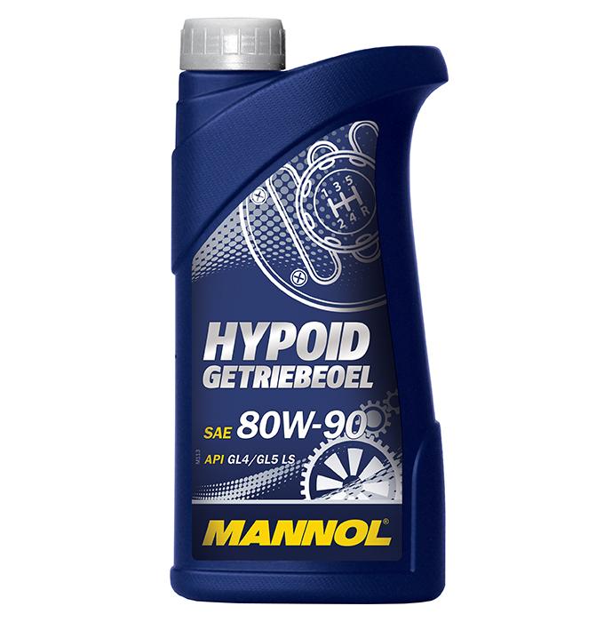 HYPOID 80w90 GL-5 1L. MANNOL (4036021101064)