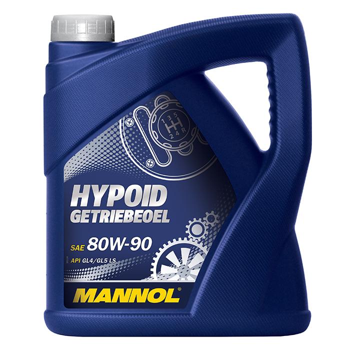 HYPOID 80w90 GL-5 4L. MANNOL (4036021401065)