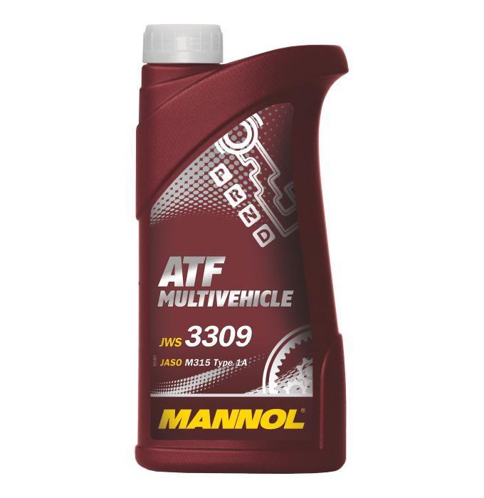 ATF Multivehicle 1L. MANNOL (4036021103075)