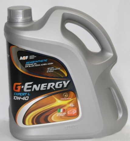 G-Energy EXPERT L 10W40 (4л) п/с. G-Energy (4630002597534)