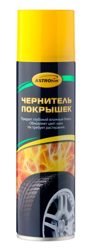 АС-2653 чернитель покрышек , аэрозоль (335 мл.) г.Москва. ASTROHIM (AC-2653)
