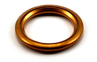 Кольцо сливной пробки 18001000. Ajusa