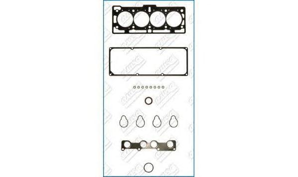 Комплект прокладок ГБЦ 52259700. Ajusa