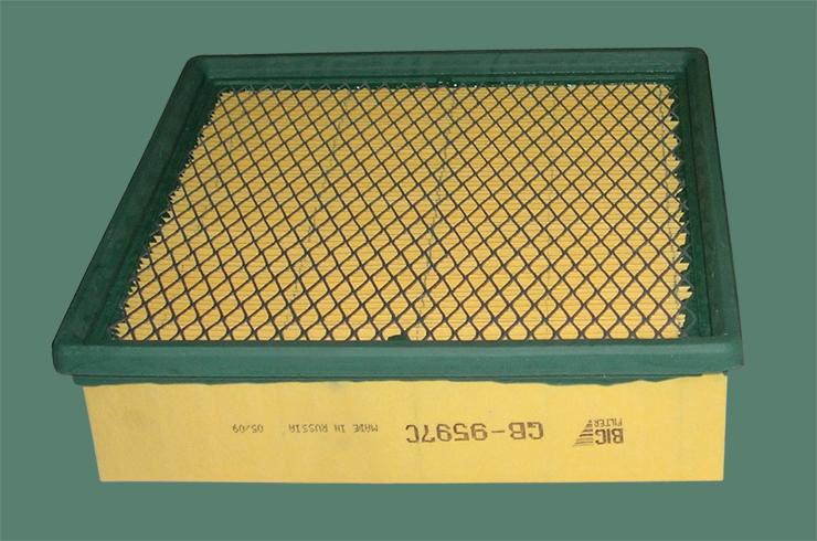 Фильтр воздушный с сеткой GB-9597C. Big filter (GB9597C)