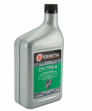 IDEMITSU CVT TYPE-N Жидкость для вариаторов (946мл). IDEMITSU (30040091-750)