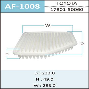 Воздушный фильтр A-1008 HEPAFIX. (AF-1008)