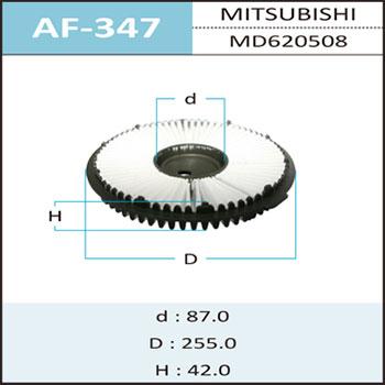 Воздушный фильтр A-347 HEPAFIX. (AF-347)