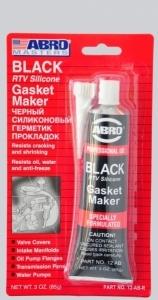 ABRO Герметик прокладок высокотемпературный черный (США) - 0,085 кг. /12. ABRO (12ABR)