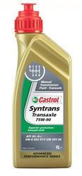Syntrans Transaxle 75W-90 1 л VW 501.50 масло трансмиссионное. Castrol (1557C3)