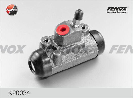 Цилиндр тормозной колёсный K20034. FENOX