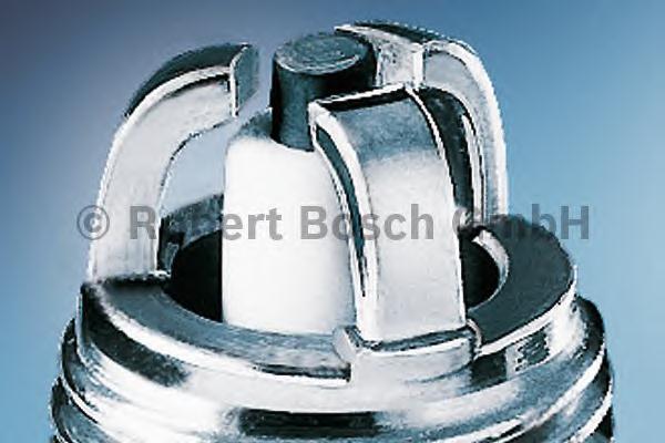 СВЕЧА WR7LTС+ (1.0), 1ШТ [+2]. Bosch (0242235664)