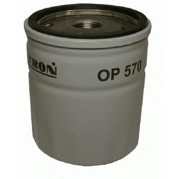 Фильтр масляный OP570. Filtron
