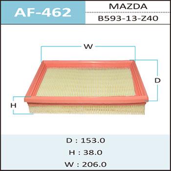 Воздушный фильтр A-462 HEPAFIX. (AF-462)