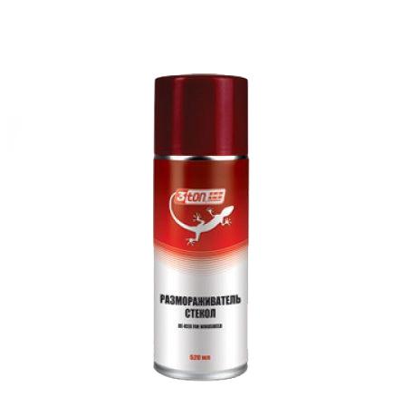 3ton ТС-521 Размораживатель стекол DE-ICER FOR WINDSHIELD 520мл. 3Ton (40317)