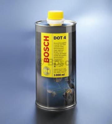 ТОРМ.ЖИДК. DOT4 1.0 L. Bosch (1987479002)