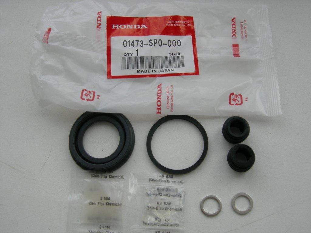 Ремкомплект заднего суппорта 01473-SP0-000. HONDA (01473SP0000)