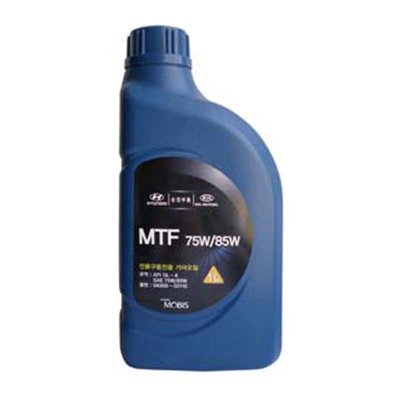 Масло трансм. Hyundai MTF 75W/90W GL 4 (1л). (043005L1A0)