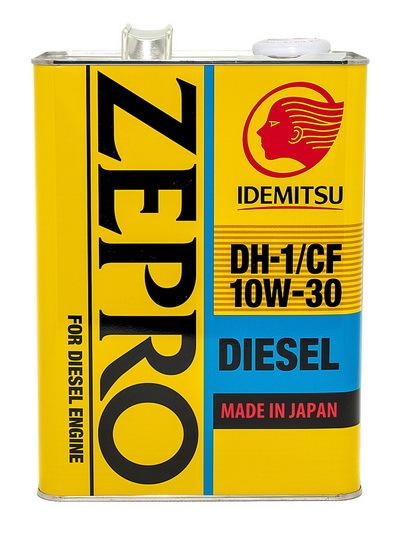 IDEMITSU ZEPRO DIESEL CFDH-1 10W30 Масло моторное минеральное (4л). IDEMITSU (2862-004)