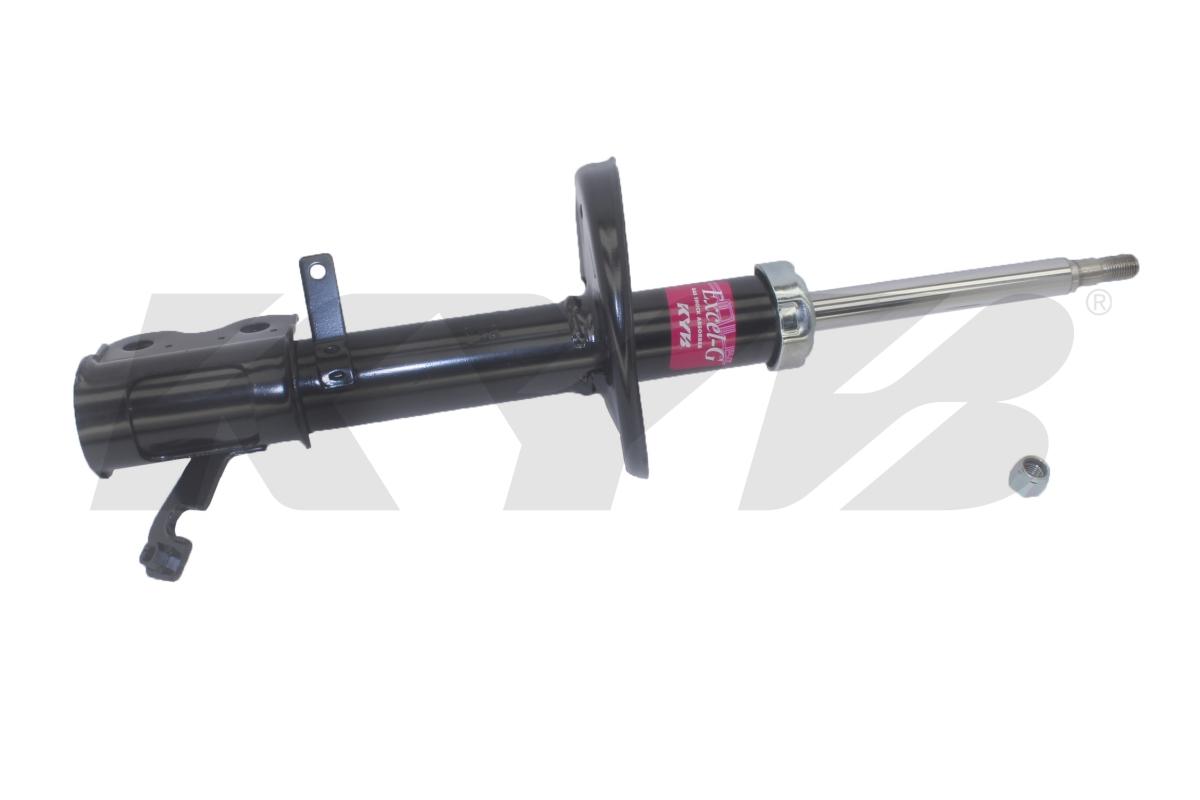 Амортизатор газовый передний левый Excel-G 333115. Kyb