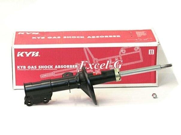 Амортизатор газовый передний правый Excel-G 333331. Kyb