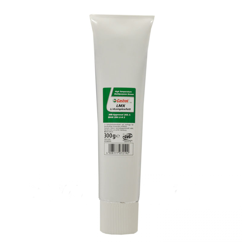 Смазка CASTROL moly grease(300мл). (125270)