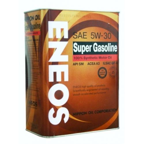 Автозапчасть/Масло мот SUPER GASOLINE SM 5W30 0 94L. ENEOS (OIL4073)