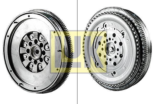 Маховик двухмассовый MB Sprinter 00-06 415023910. Luk