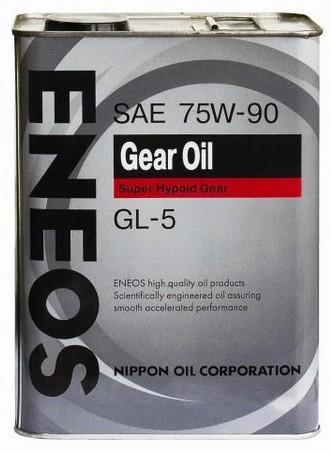 ENEOS GEAR GL-5 75W90 0.94л. ENEOS (8801252021599)