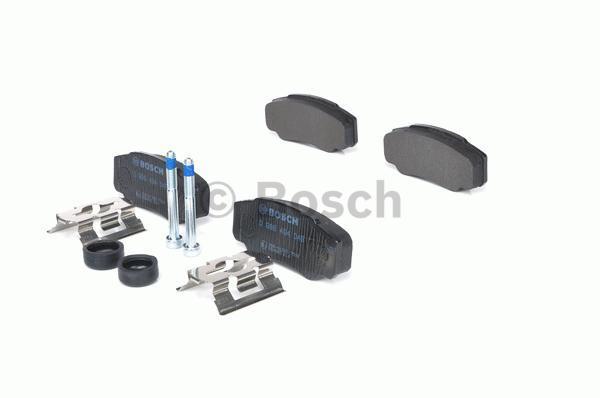 ТОРМОЗНЫЕ КОЛОДКИ. Bosch (0986494049)