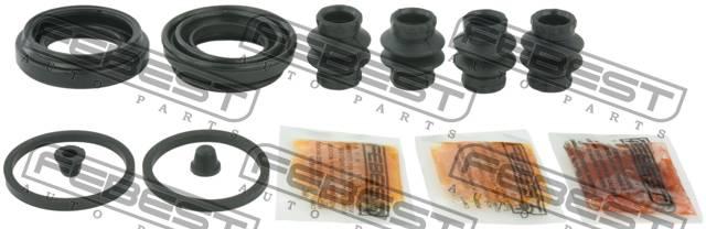 Ремкомплект суппорта тормозного заднего. Febest (0175-AZT220R)