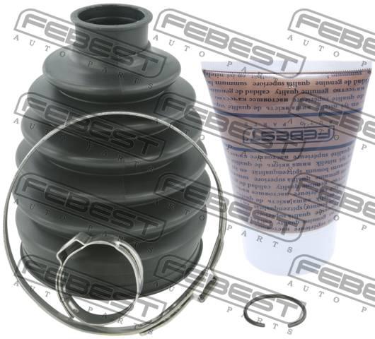 Пыльник ШРУСа комплект 74X107X24.3. Febest (1017P-T300)